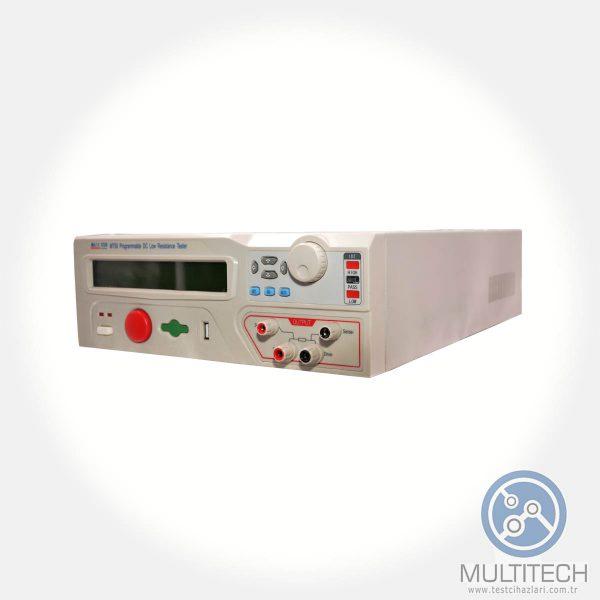 programmable dc mictoohmmeter
