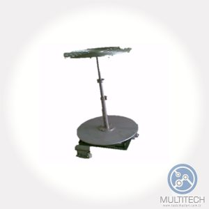 adjustable rotating table