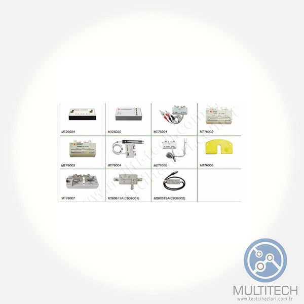 test device accessories