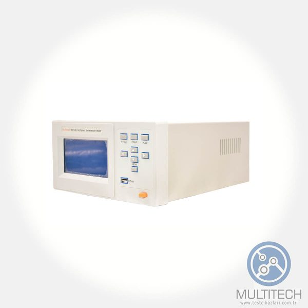 multichannel data logger for temperature
