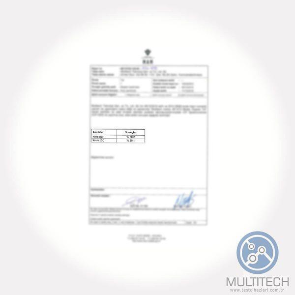 kızarantel sertifika