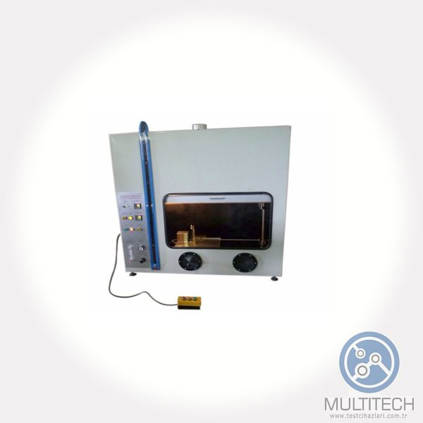 foam horizontal burning tester