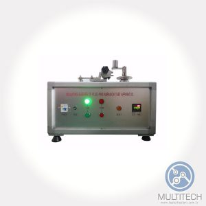 abrasion tester for insulating sleeves