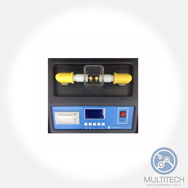 transformer oil breakdown tester