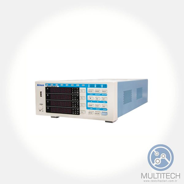 ac dc power analyser