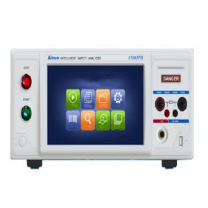 intelligent electrical safety compliance analyzer
