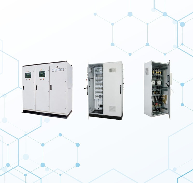 Low Voltage Distribution Panel and Materials