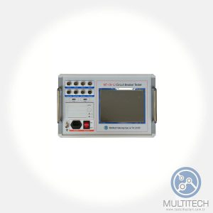 circuit breaker analyser touch screen
