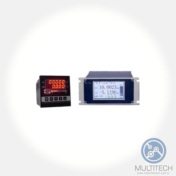 laser diameter gauge single axis