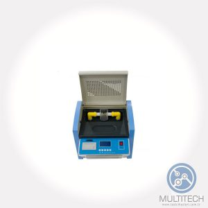 portable oil puncture tester 100 kv