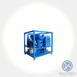 transformer oil filtering machine