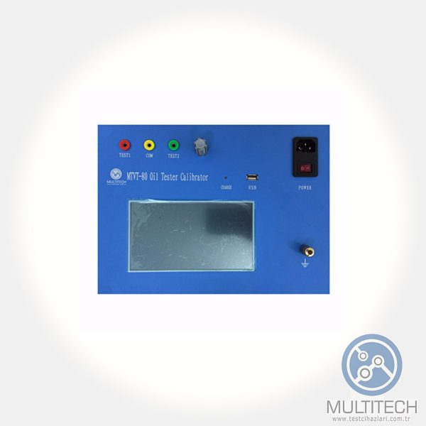 oil puncture tester calibrator 80 kv