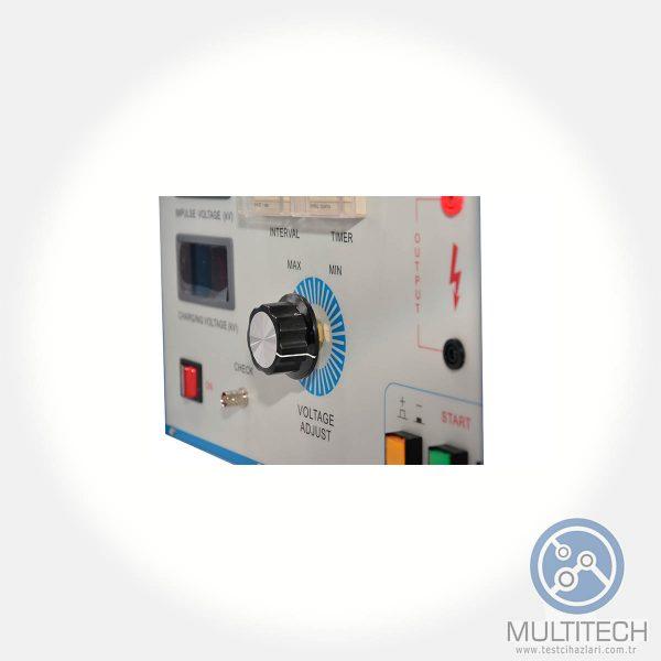lighting pulse voltage test system 15 kv