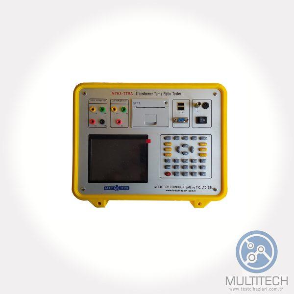 multifunction transformer ttr tester