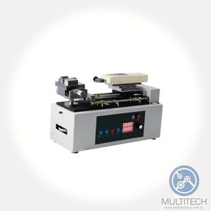 electric horizontal test bench