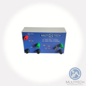 IEC 60990 IEC 60598-1 box