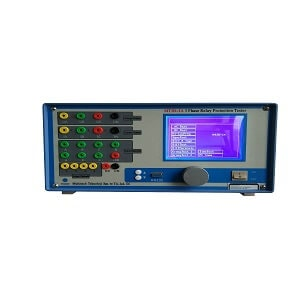 Relay and Breaker Test Equipment
