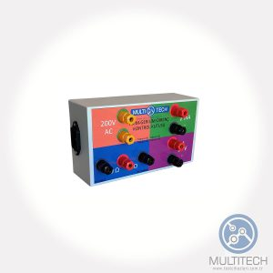 current voltage resistance verification box
