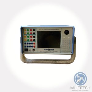 6 phase relay tester