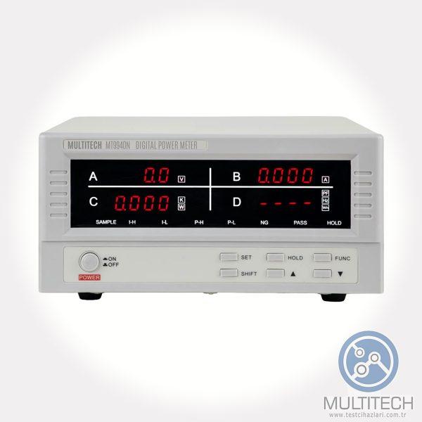 Multitech-Güç-Analizörü
